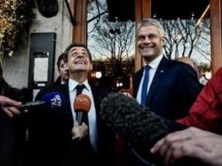 France: Laurent Wauquiez élu président des Républicains dès le premier tour