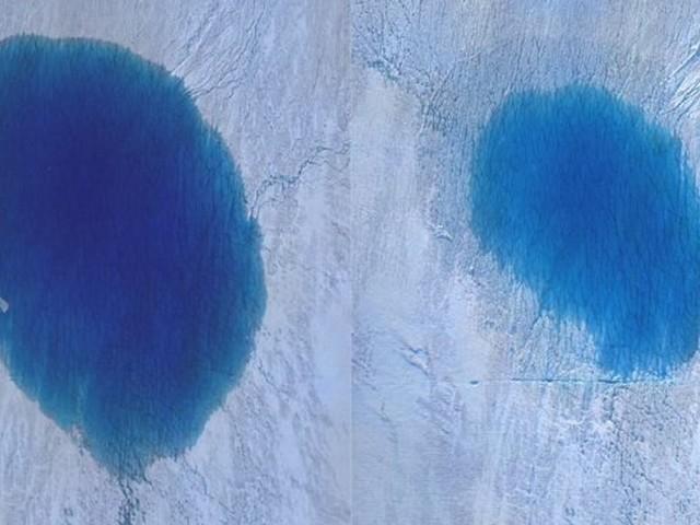 Ce lac du Groenland s'est vidé en quelques heures sous les yeux des scientifiques