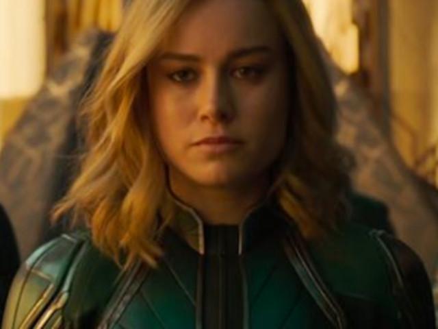 """""""Captain Marvel"""": la première bande-annonce enfin dévoilée"""