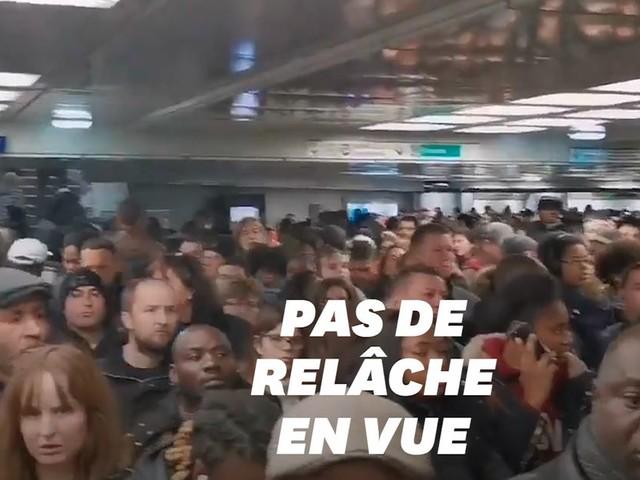 Grève du 13 décembre: le trafic RATP très compliqué à Paris