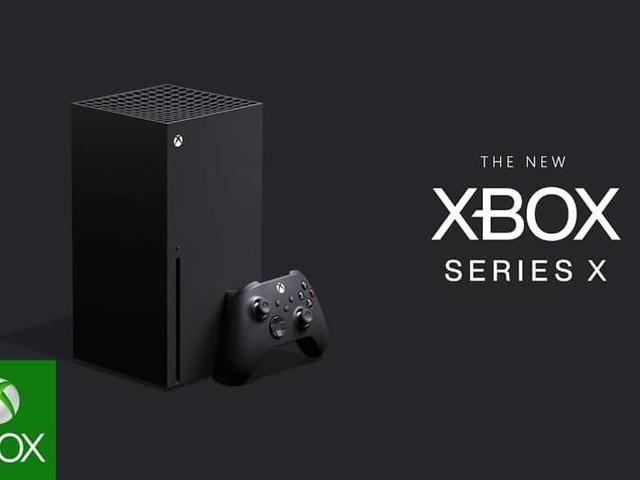 Xbox Series X : Microsoft dévoile le nom et le design de Scarlett, sa future console
