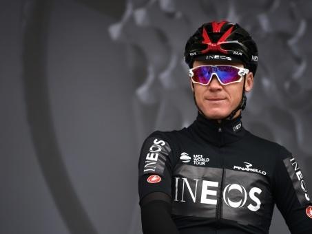 """Cyclisme: Froome, """"content d'être en vie"""", rêve de JO et d'un 5e tour"""