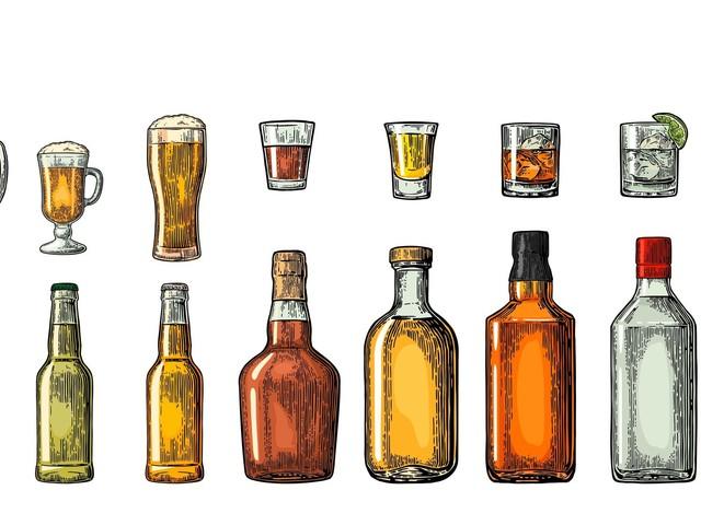 La différence entre vin, bière et eau de vie? Ce n'est pas si évident