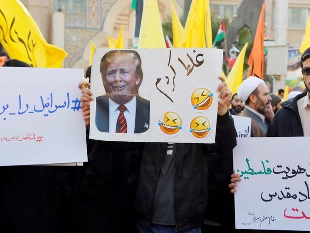 Trump va-t-il faire exploser le Moyen Orient?