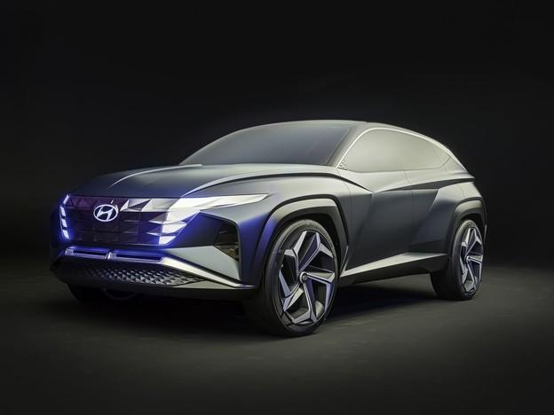 Salon de Los Angeles 2019 - Hyundai Vision T: prometteur futur Tucson