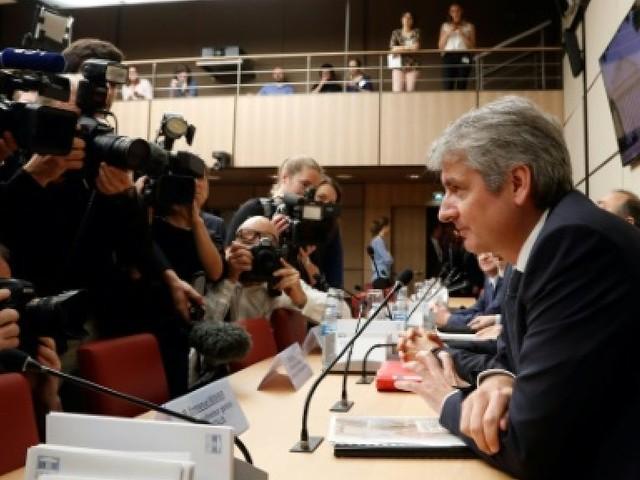 """Lactalis: le PDG évoque """"un accident"""" sans """"responsabilité à l'intérieur de l'usine"""""""