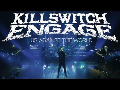 Pour faire la promotion de leur nouvel album, Killswitch Engage a publié le clip de Us Against the World que...
