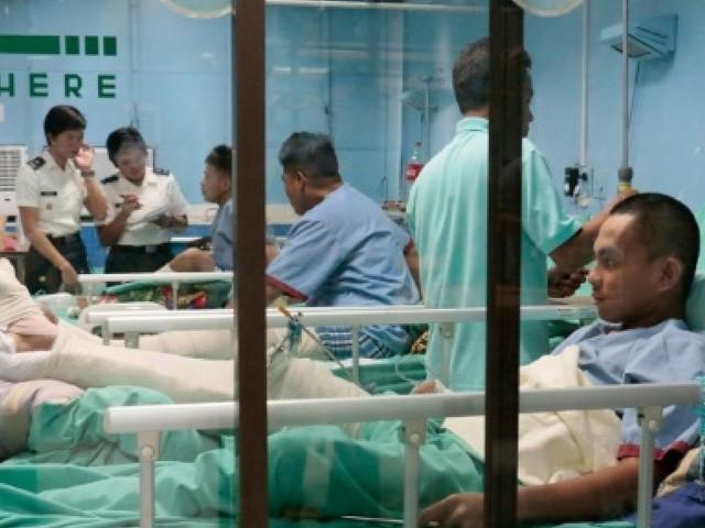 Philippines: des soldats blessés racontent l'horreur de la guerre