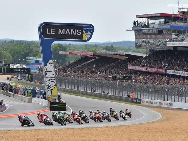 MotoGP 2019 : Le Hit Parade des GP recevant le plus de spectateurs… vive le GP de France !