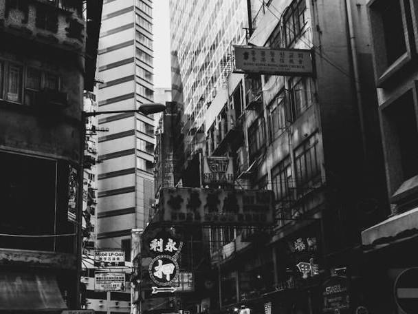 Amazing Photographs of Hong Kong