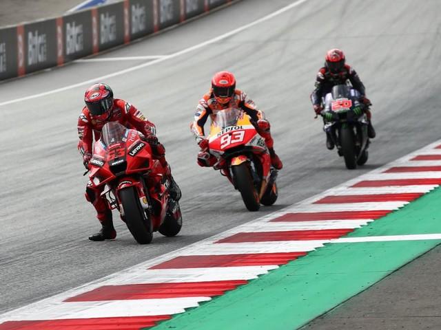 Grand Prix de Saint-Marin de MotoGP : la grille de départ