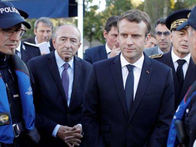 Après l'agression de Champigny-sur-Marne, quelle(s) réponse(s) pour Macron et Collomb?