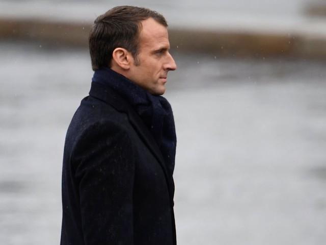 Macron ne va pas dans la Marne que pour les commémorations de 14-18