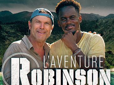 Nouveau numéro de L'aventure Robinson le 27 décembre sur TF1, avec Julien Lepers et Black M.