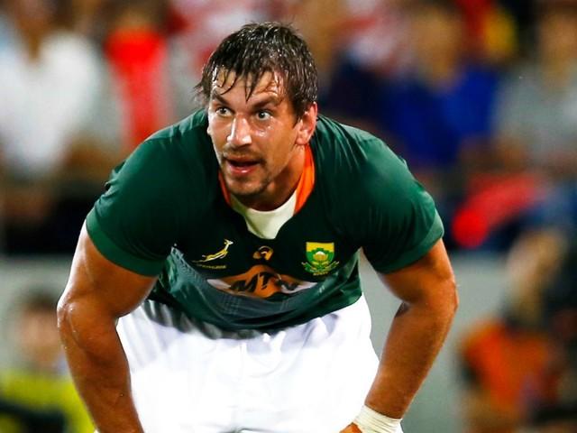 Le Springbok Etzebeth privé de Mondial... pour racisme ?