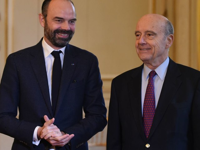 Martinez appelle Philippe à se souvenir de Juppé en 1995