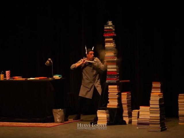 Après-midi magique au théâtre de l'Étang à Saint-Estève