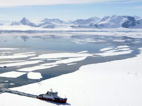 Le MYSTÈRE de la fonte de l'Antarctique: 2014 fut une année charnière et on ne sait pas pourquoi