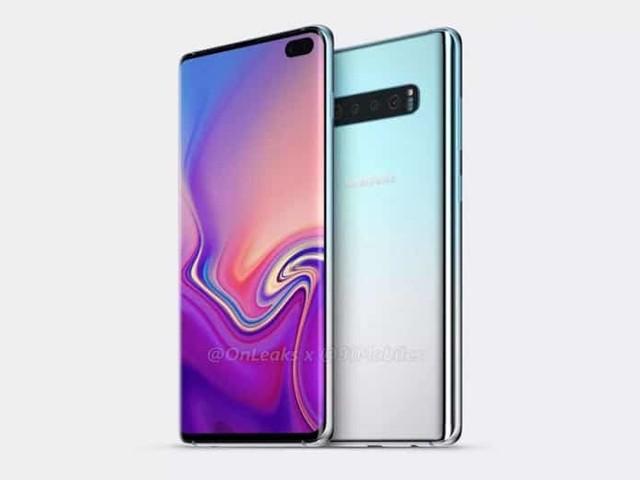 Le Galaxy S10 aura la recharge sans fil inversée du Huawei Mate 20 Pro