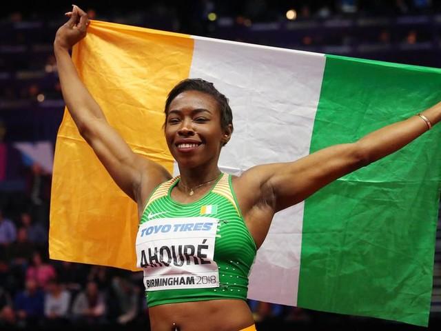 Athlétisme/Murielle Ahouré: «Je serai là en 2022…»