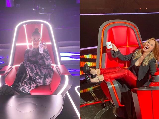 The Voice 2020: que boivent les jurés dans l'émission?