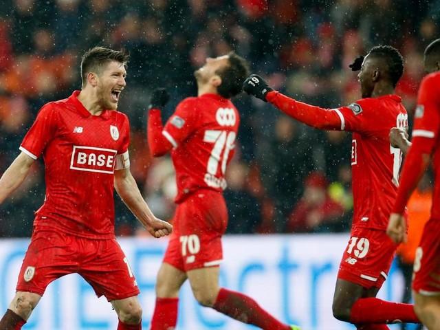 Pro League: le Standard s'impose de justesse face à Eupen (3-2)