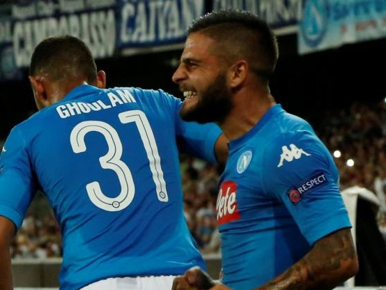 Foot - ITA - Naples ne tremble pas face au Hellas Vérone