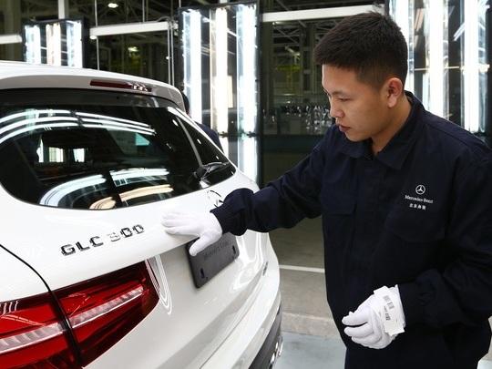 La Chine aurait déjà presque totalement redémarré l'industrie