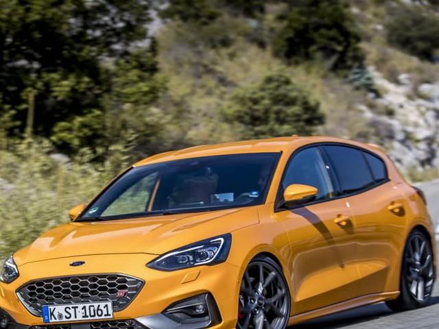 L'héritage de la RS dans la Ford Focus ST