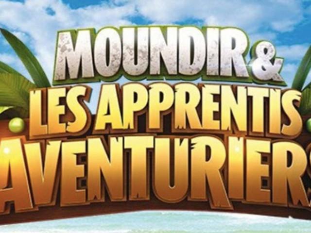 """Moundir quitte """"Moundir & les apprentis aventuriers"""" sur W9"""