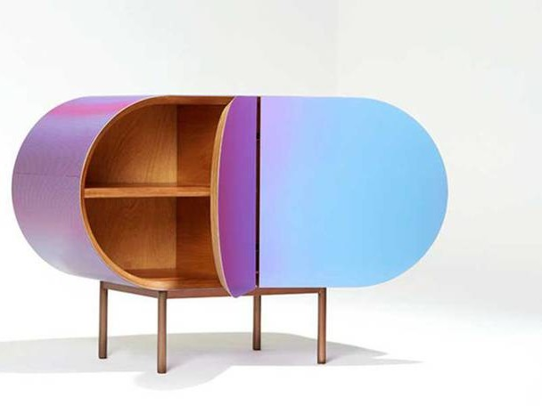 Beautiful and Amusing Furniture that Changes Colour