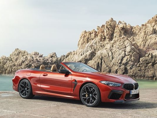 La BMW M8 Competition Cabriolet reçoit un V8 M TwinPower Turbo de 625 ch
