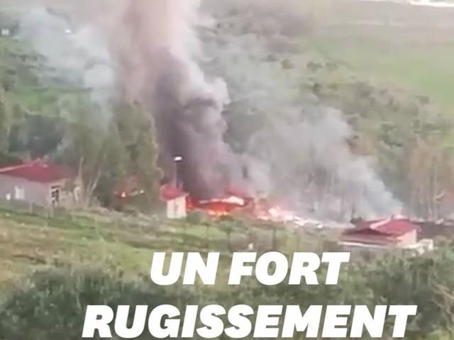 En Italie, une explosion dans une usine de feux d'artifice fait plusieurs morts