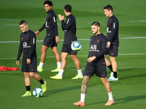 C1: le PSG vise la passe de trois à Bruges