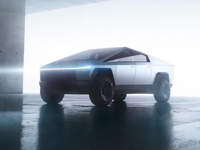 Si Tesla dessinait sa nouvelle Roadster comme le Cybertruck