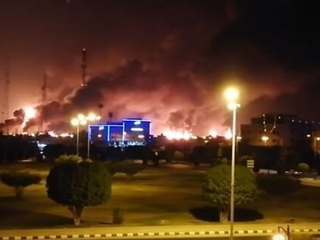 La production saoudienne de pétrole chute après une attaque de drones