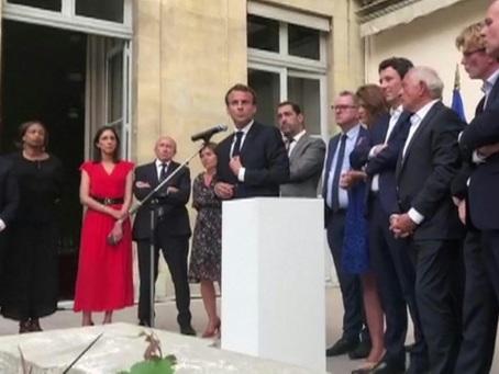 Affaire Benalla: Emmanuel Macron en première ligne, à la contre-attaque