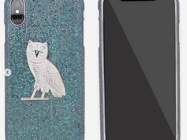 350 000 euros pour une coque iPhone : le dernier caprice de Drake