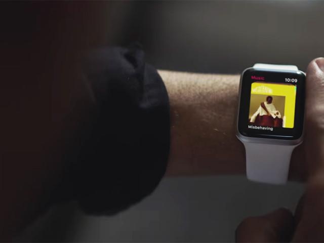 Musique de pub Apple Watch Series 3 - 2017