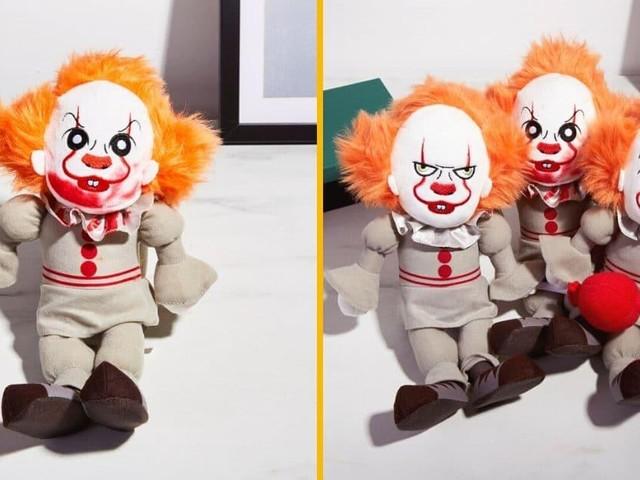 [TOPITRUC] Des peluches du clown dans «ÇA», pour traumatiser les enfants