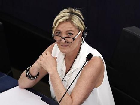 Assistants d'eurodéputés: 2 millions d'euros retenus au RN