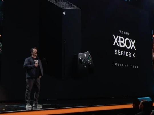 Face à Stadia et la PlayStation 5, Microsoft dévoile sa Xbox Series X