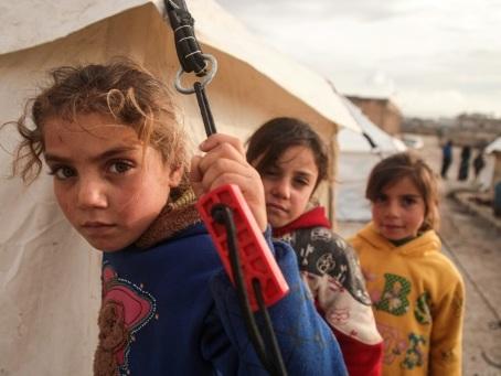 A Idleb, soulagement et regrets face à une aide humanitaire réduite