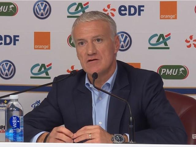 Deschamps «Une rivalité Mbappé Griezmann ? Il n'y a jamais eu d'oppositions entre eux»