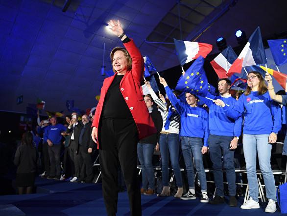 La tête de liste LFI aux européennes s'attaque au «Docteur Loiseau et Mister Macron»