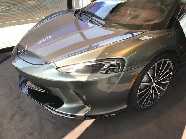 McLaren GT: GRAND tourisme en perspective - En direct du salon de Francfort 2019