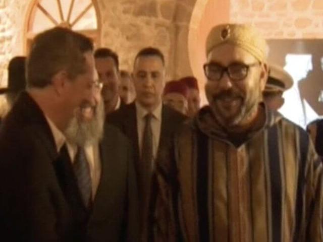 Gad Elmaleh : « je suis très très fier d'être Marocain »