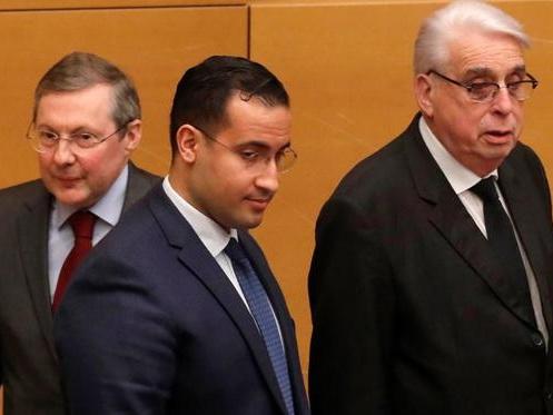 Alexandre Benalla entretient le flou devant le Sénat