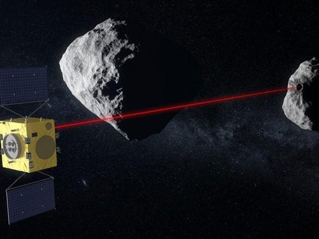 Voici comment l'ESA se prépare pour protéger la Terre d'un éventuel impact avec un astéroïde