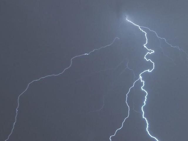 CARTE - Météo : trois départements du sud-est toujours en vigilance orange orages et pluie-inondation